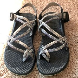 5fc3b0636a6 Chaco Shoes - Chaco ZX 2 Yampa Pixel Weave Sandals